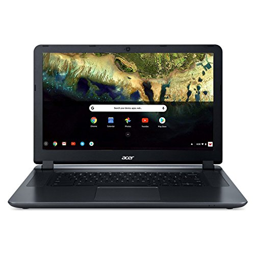 Acer Chromebook 15 CB3-532-C4ZZ, Celeron N3060, 15.6' HD, 4GB LPDDR3, 32GB Storage, Google Chrome