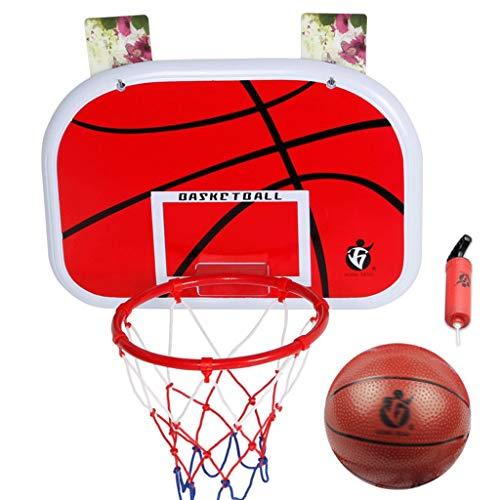 46 cm Baloncesto Hoop Mini Wall Basketball GOL Tablero de Tablero Rim Toys Toys Set para niños pequeños Niños Niños Niños Girls Deporte (tamaño : Large)