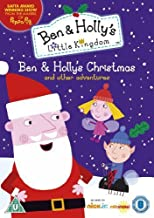 ben and holly christmas dvd