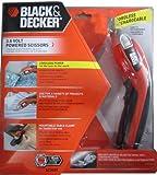 Black & Decker SZ360 3.6-Volt Ni-Cad Cordless Power Scissors