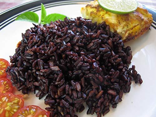 100% USDA Certified Organic Riceberry Rice 2 LB - Purple Thai Black...