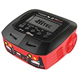 Hitec RCD Inc. X2 AC Plus Black Edition Multi-Function AC/DC Charger,...