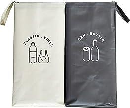 Modern House Separate Recycling Waste Bin Bags for Kitchen Home Recycle Garbage Trash Sorting Bins Organizer Waterproof Ba...