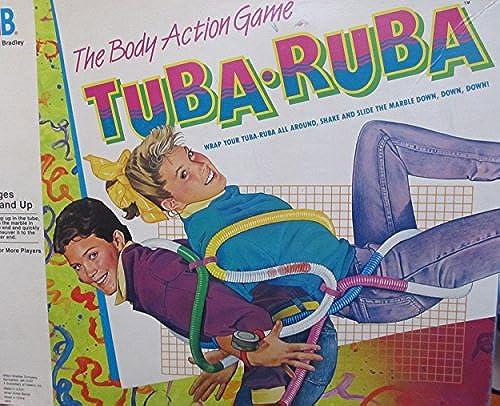 TUBA-RUBA  The Body Action Game (1987)