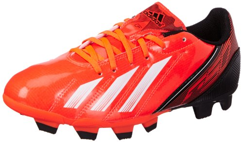 adidas Performance  F5 TRX FG,  Scarpe da calcio uomo, Rosso (Rot (INFRARED / RUNNING WHITE FTW / BLACK 1)), 44 2/3