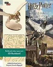 IncrediBuilds: Buckbeak: Deluxe model and book set