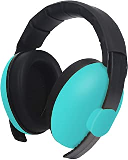 Leorealko Baby Ear Protection Noise Cancelling Headphones Earmuffs for Kids Noise Reduction Hearing