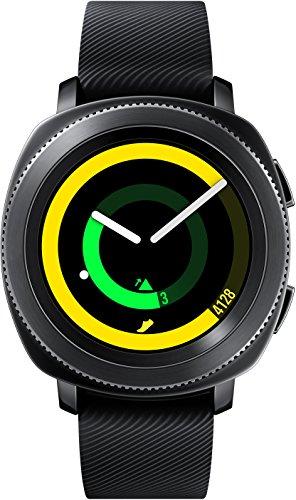 "Samsung Gear Sport 1.2"" SAMOLED GPS (satélite) Negro Reloj Inteligente - Relojes Inteligentes (3,05 cm (1.2""), SAMOLED, Pantalla táctil, GPS (satélite), 67 g, Negro)"