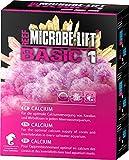 MICROBE-LIFT Basic 1 Calcio - Suplemento de Calcio en Polvo para Acuarios de Agua Salada, para Un Cuidado Óptimo de los Corales, También Apto para el Método de Balling 2000 g