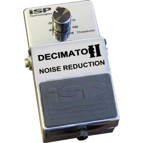 Pedal de reducción de ruido ISP Technologies Decimator