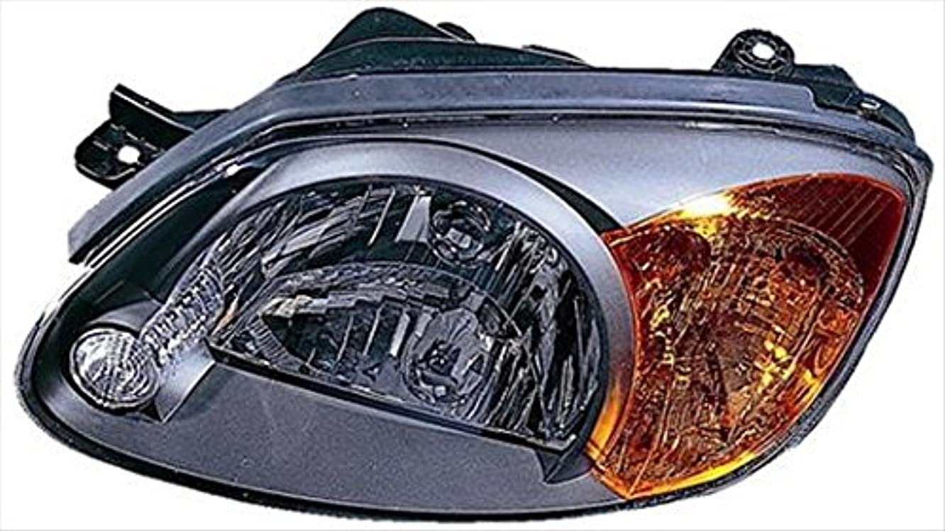 OE Replacement Headlight Assembly HYUNDAI ACCENT HATCHBACK 2003-2006 (Partslink HY2502128)