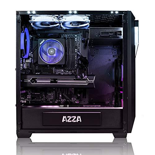 Megaport High End Gaming PC AMD Ryzen 7 3700X 8 x 4.40 Turbo • Nvidia GeForce RTX 3070 8GB • 480GB SSD • 1TB HDD • 16GB DDR4 • Windows 10 Home • WLAN Gamer pc Computer Gaming Computer