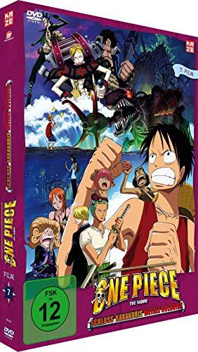 One Piece: Schloss Karakuris Metall-Soldaten - 7. Film - [DVD]