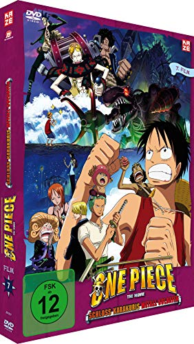 One Piece: Schloss Karakuris Metall-Soldaten - 7. Film - [DVD]