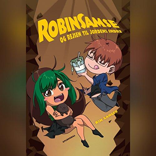 RobinSamse og rejsen til Jordens indre audiobook cover art