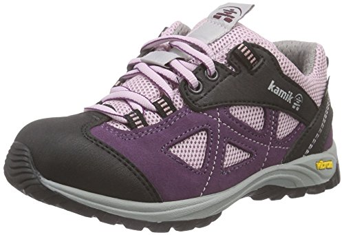 Kamik Kamik Unisex-Kinder SCOOTERG Trekking- & Wanderhalbschuhe, Violett (Purple/PUR), 38