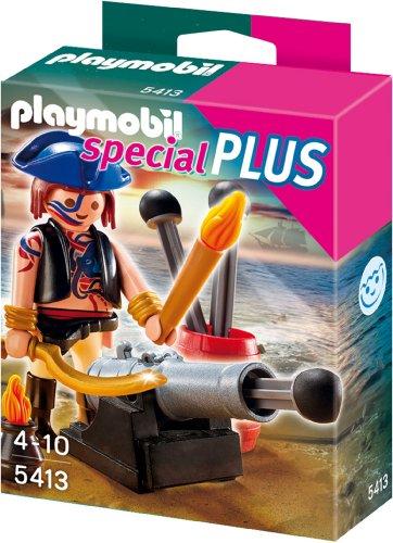Playmobil 5413 - Piratenangriff mit Kanone