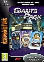 Giants triple pack (PC) (輸入版)