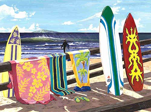 Rompecabezas de Tabla de Surf para Adultos Rompecabezas de 1000 Piezas Rompecabezas de Tablas de Surf para Adultos Adultos Puzzle-888