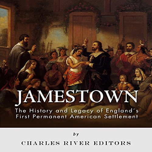 Jamestown audiobook cover art