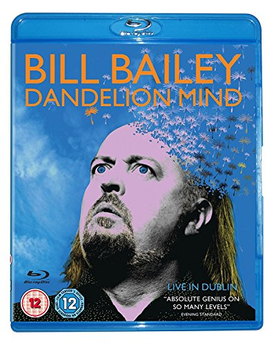 UNIVERSAL PICTURES Bill Bailey - Dandelion Mind [BLU-RAY]
