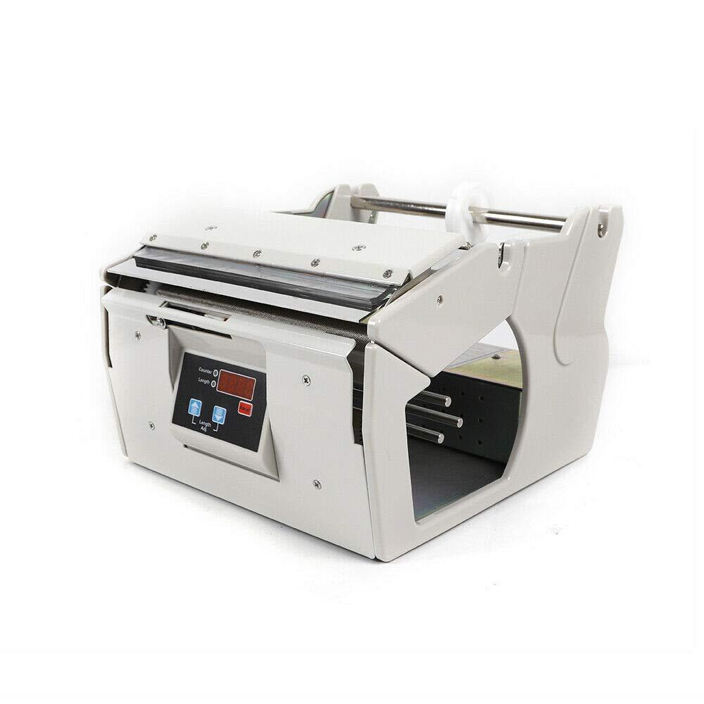 Automatic Label Stripping Peeling Machine 110V 60HZ, 1-10 Inch/s