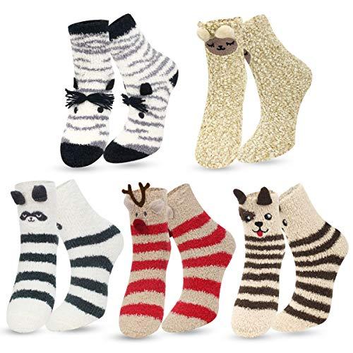 Farben rutschfeste Sohle ideal f/ür Zuhause FALKE Damen Socken Cuddle Pads 1 Paar atmungsaktiv Warm versch Gr/ö/ße 35-42 Baumwollmischung