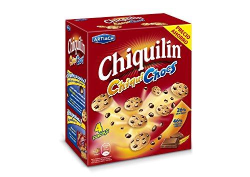 Artiach Galletas Chiquilín Chiquichocs, 140g