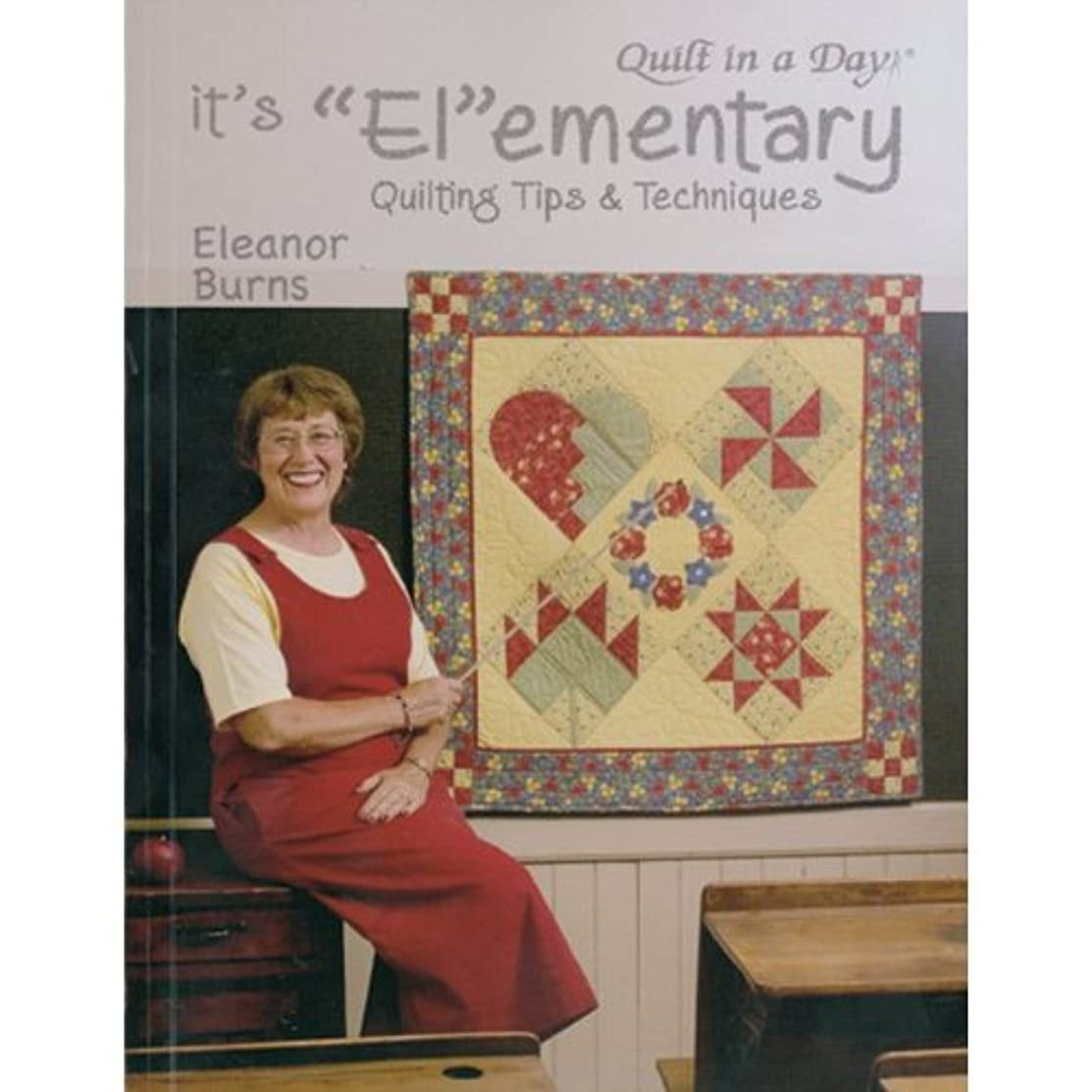 Quilt In A Day-It's El ementary Quilting Tips &