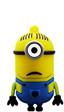 Despicable Me Minion Cartoon Flash Drive Stick Pen Drive USB (16 GB, Yakitori)