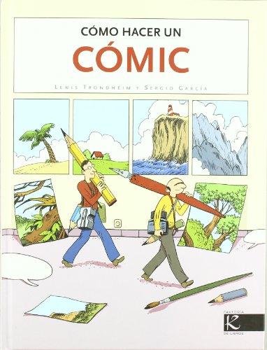 Cómo hacer un cómic
