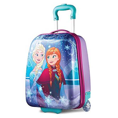 American Tourister Kids' Disney Hardside Upright Luggage, Frozen, Carry-On 16-Inch