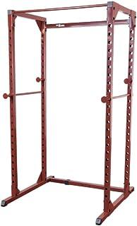 Best Fitness Power Rack, Red