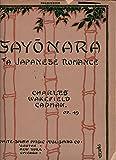 SAYONARA: a Japanese Romance (Op. 49)