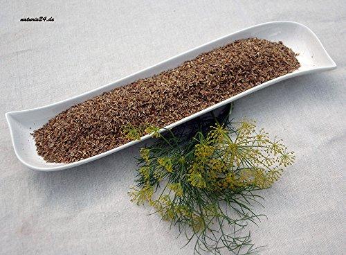 Naturix24 – Dillsamen ganz – 1 Kg-Beutel