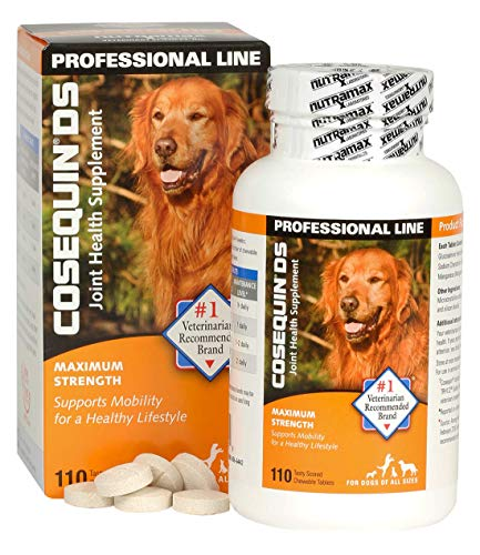 Top 10 best selling list for cosequin joint health supplement monis for little dogs