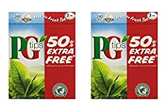 Features pyramid shaped tea bags. Blended and packed in the UK,