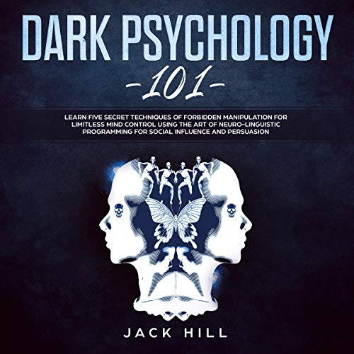 Dark Psychology 101  By  cover art