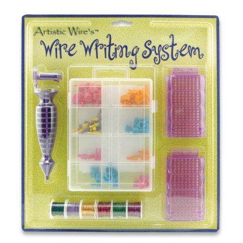 Artistic Wire système d'écriture
