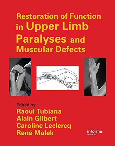 Restoration of Function in Upper Limb Paralyses and Muscular Defects (English Edition)
