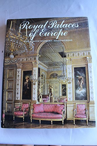 Burke's Royal Palaces of Europe [Idioma Inglés]