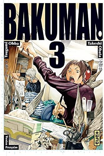 Bakuman - Tome 3 (Shonen)