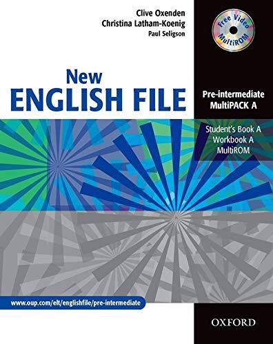 New English file. Pre-intermediate. Student's pack. Part A. Per le Scuole superiori: Six-level general English course for adults