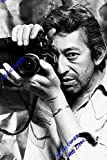 Générique Photo Poster de Serge Gainsbourg. 42x59,4cm