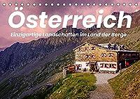 Oesterreich - Einzigartige Landschaften im Land der Berge. (Tischkalender 2022 DIN A5 quer): Wunderbare Bilder aus ganz Oesterreich. (Monatskalender, 14 Seiten )