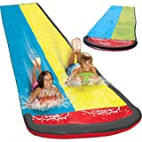Lawn Water Slides Review and Comparison