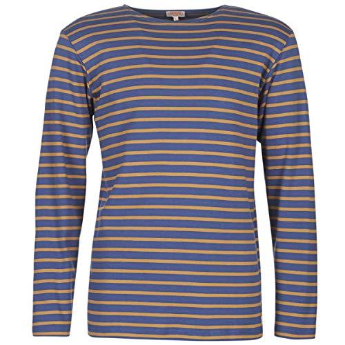 ONLY Damen Onlmila Lux L//S Lace Top Solid WVN Langarmshirt