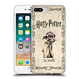 Head Case Designs Oficial Harry Potter Dobby House Elf Creature Chamber of Secrets II Carcasa de Gel...