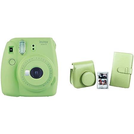 Fujifilm Instax Mini 9 Kamera Lime Grün Mini 9 Kamera
