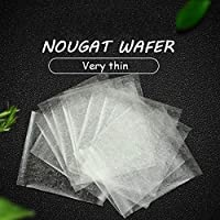 Nougat wafer very thin for nougat RES1004